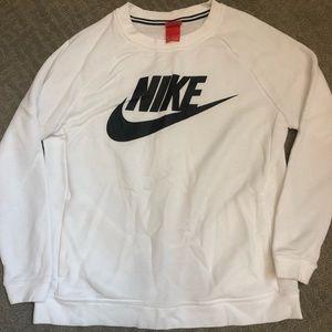 Women's Nike Sweatshirt size: M